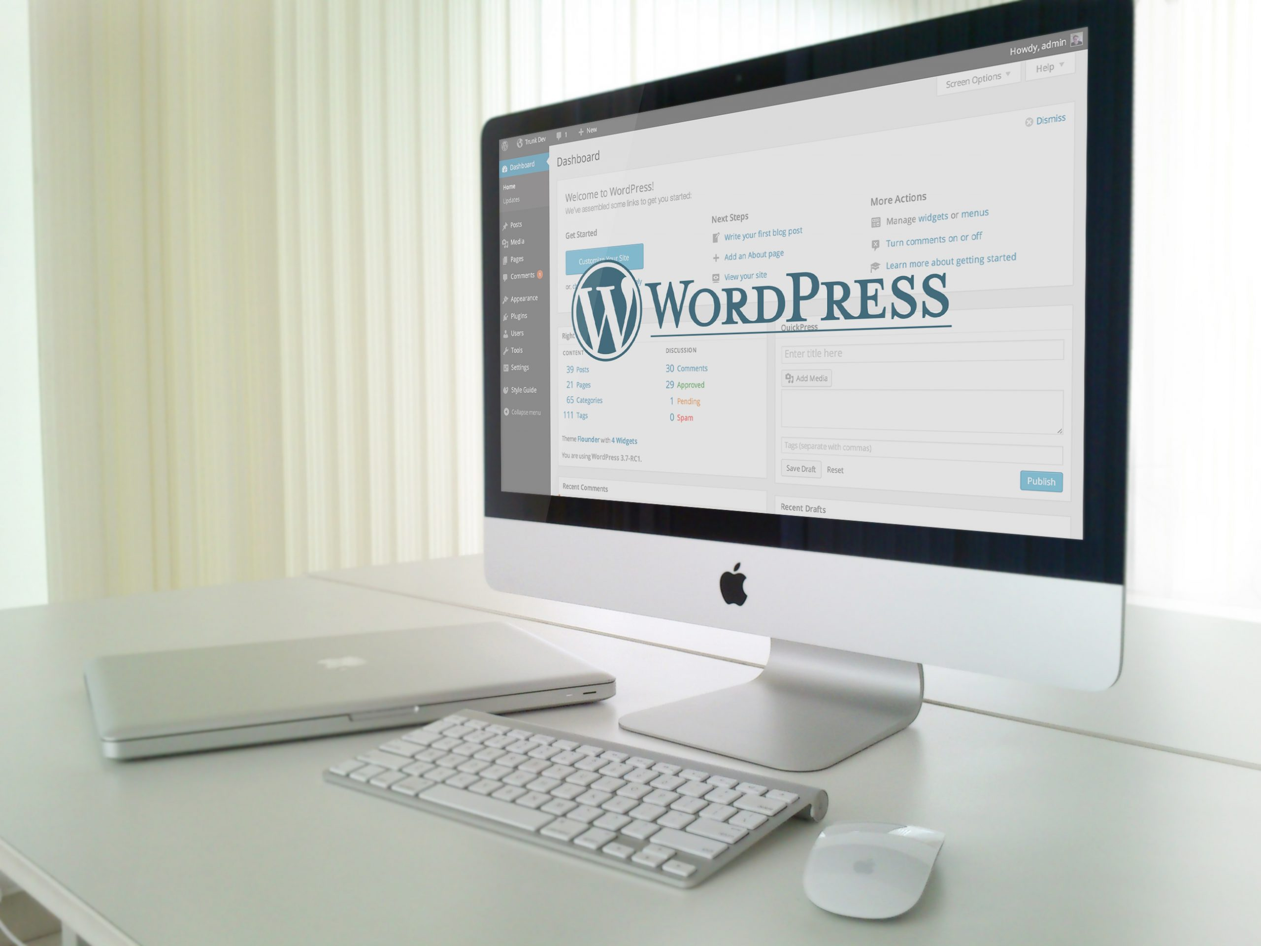 5 Plugins essenciais para wordpress
